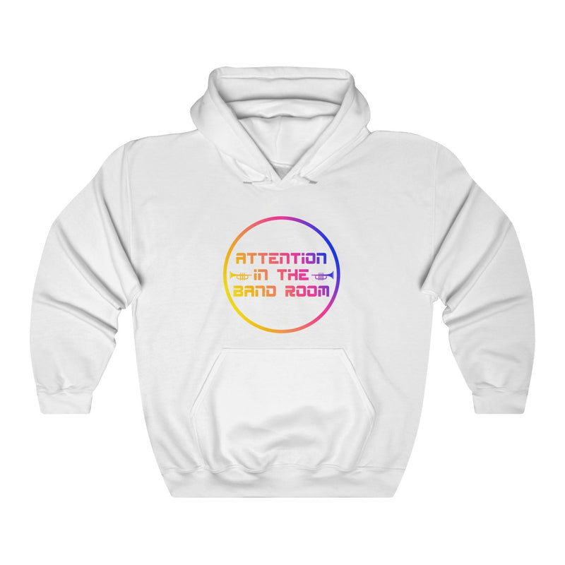 Unisex Heavy Blend Hooded Sweatshirt - Marching Band Gear