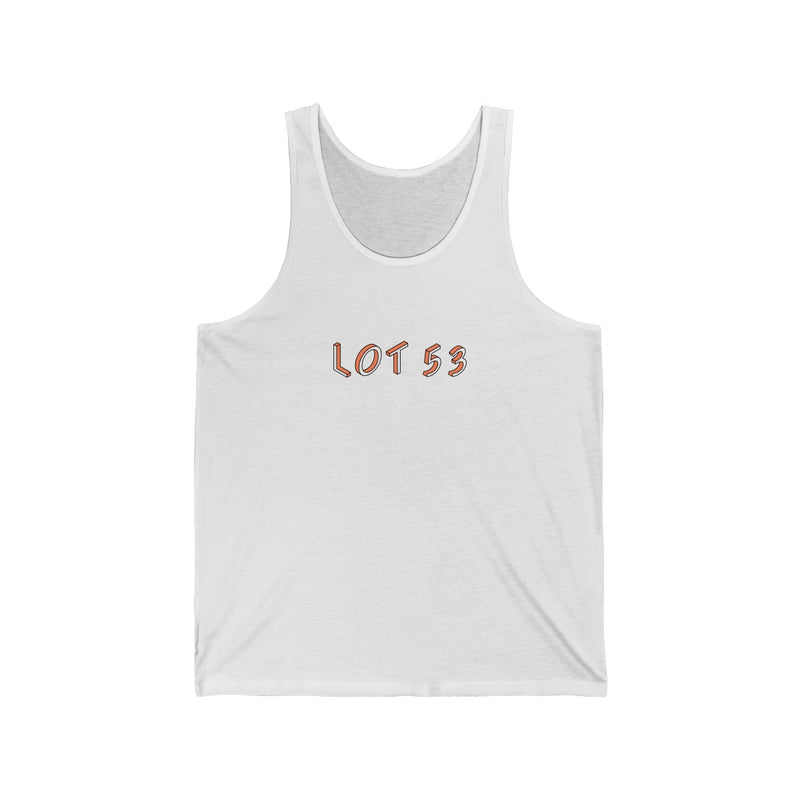 Lot 53 Percussion Logo Tank Top - Marching Band Gear