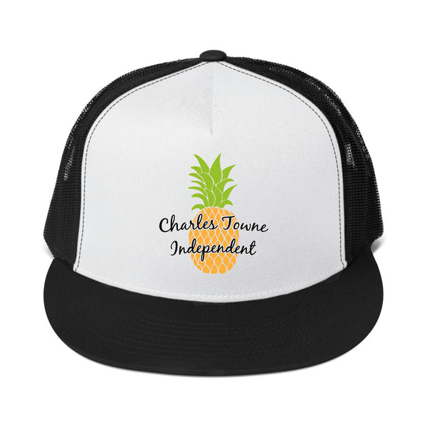 Charles Towne Independent Trucker Hat - Marching Band Gear