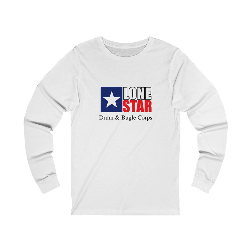 Lone Star Drum and Bugle Corps Vintage Logo Long Sleeve T-Shirt