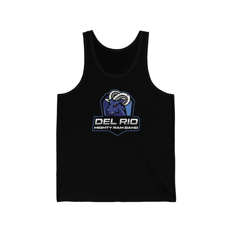 Men's Del Rio Mighty Ram Band Tank Top - Marching Band Gear