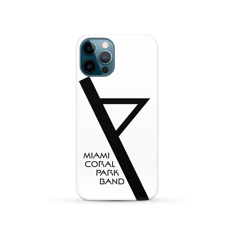 Miami Coral Park High School Marching Band Phone Case