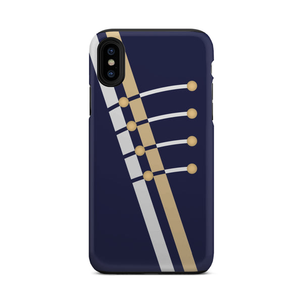 Spring Ford High School Marching Band Phone Case