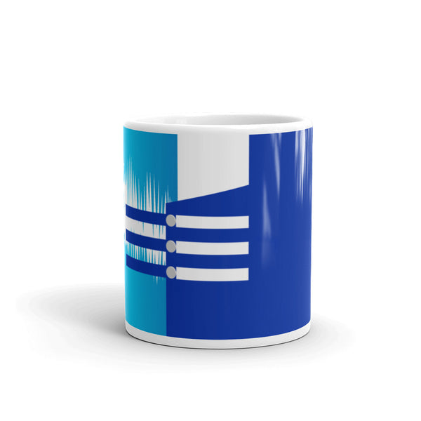 Ramona High School Dynasty Band Mug - Marching Band Gear