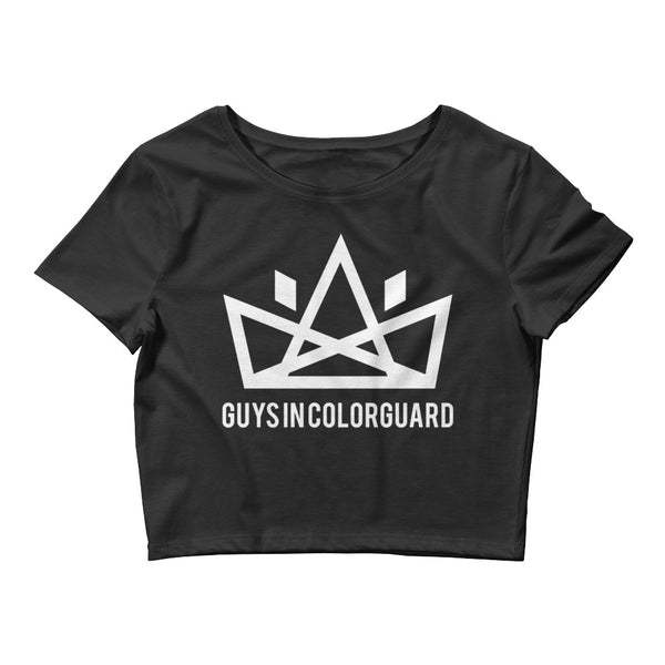 Guys In Color Guard Crop Top - Marching Band Gear