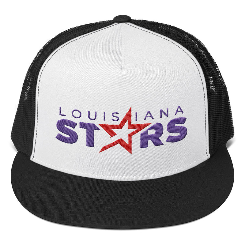 Louisiana Stars Logo Trucker Cap - Marching Band Gear