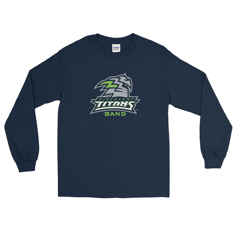 Discovery High School Band Long Sleeve T-Shirt - Marching Band Gear