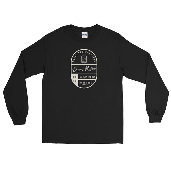 Drum Major Long Sleeve T-Shirt - Marching Band Gear