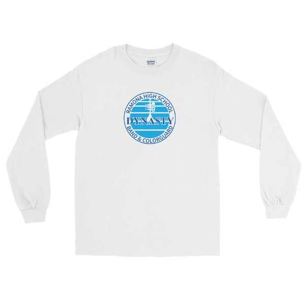 Ramona Dynasty Band Long Sleeve T-Shirt - Marching Band Gear