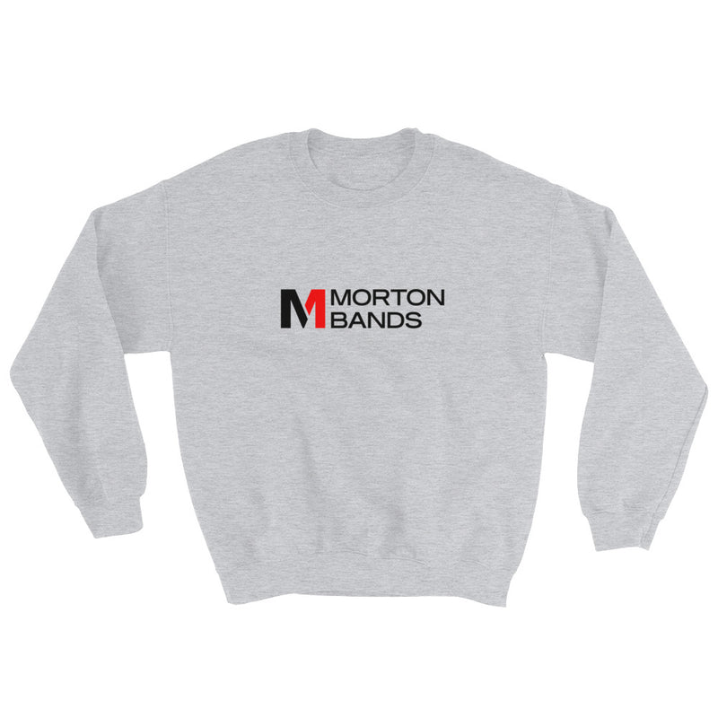 Morton Bands Crewneck Sweatshirt - Marching Band Gear