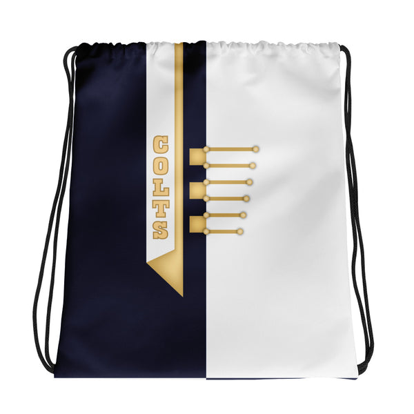 Casteel High School Band Drawstring Bag - Marching Band Gear