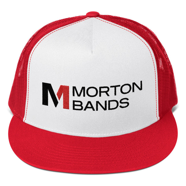 Morton Bands Trucker Hat - Marching Band Gear