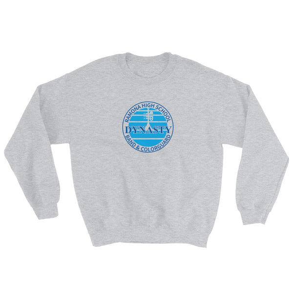 Ramona Dynasty Band Crewneck Sweatshirt - Marching Band Gear