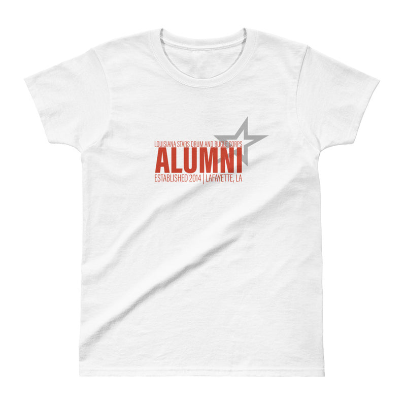 Women's Louisiana Stars Alumni T-Shirt - Marching Band Gear