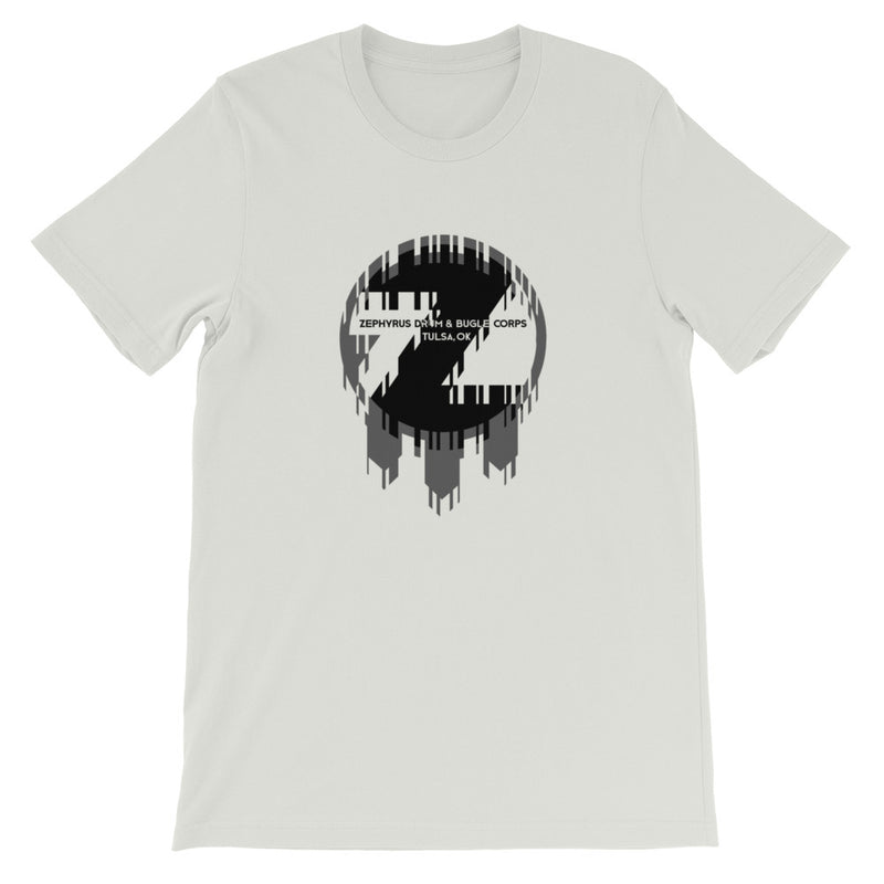 Zephyrus Glitch T-Shirt - Marching Band Gear