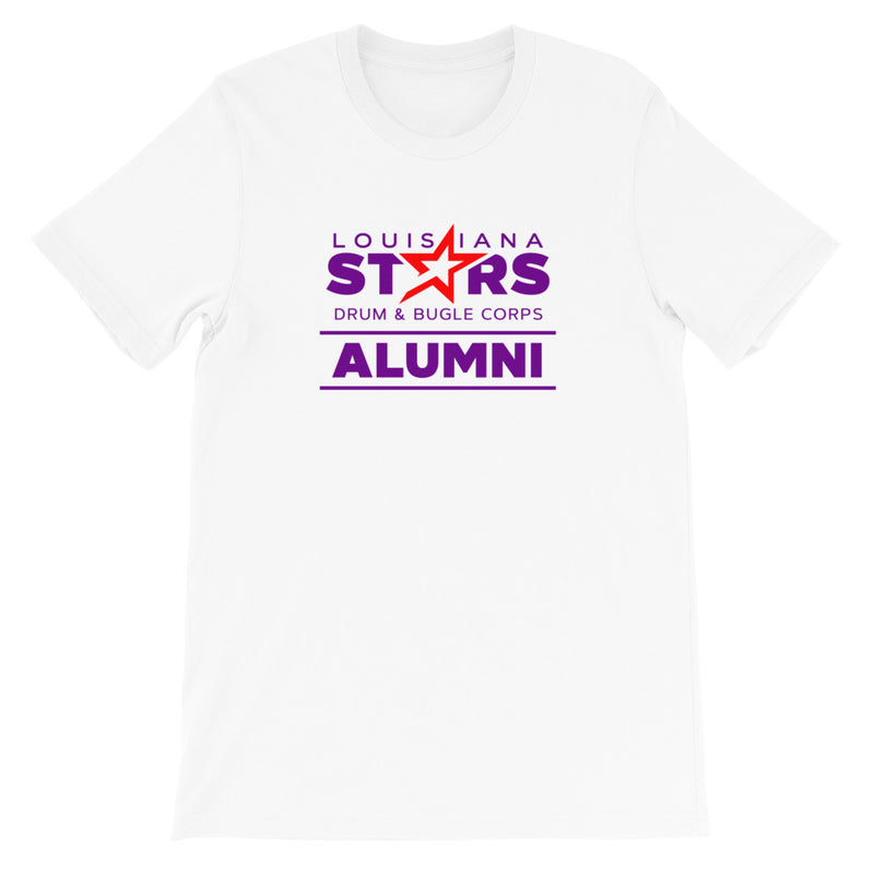 Lousiana Stars Alumni T-Shirt - Marching Band Gear