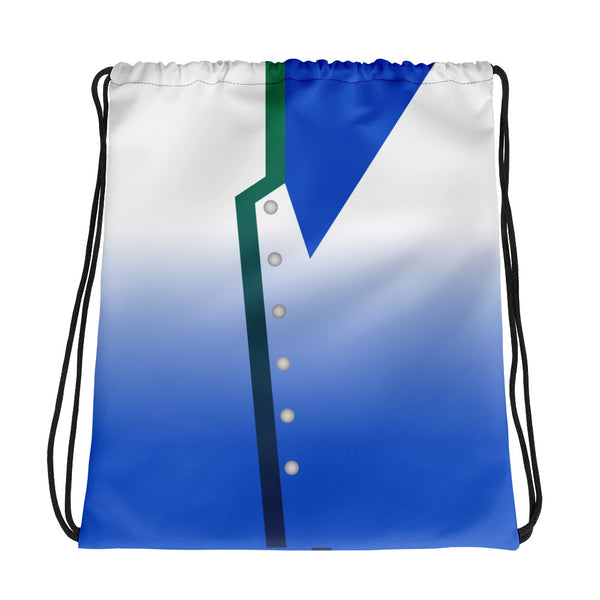 Blue Springs South High School Marching Band Drawstring Bag - Marching Band Gear