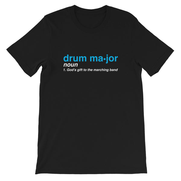 Drum Major T-Shirt - Marching Band Gear