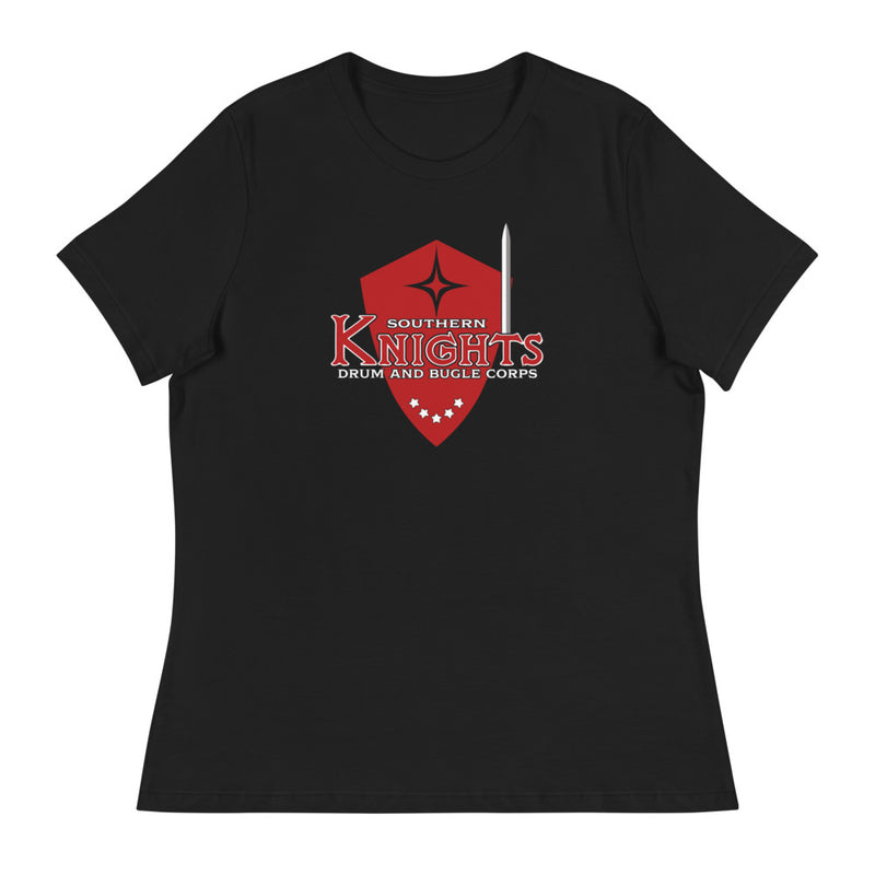 Women's Southern Knights Relaxed T-Shirt - Marching Band Gear