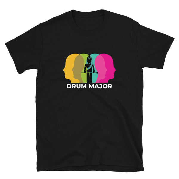 Drum Major Leadership Academy T-Shirt - Marching Band Gear