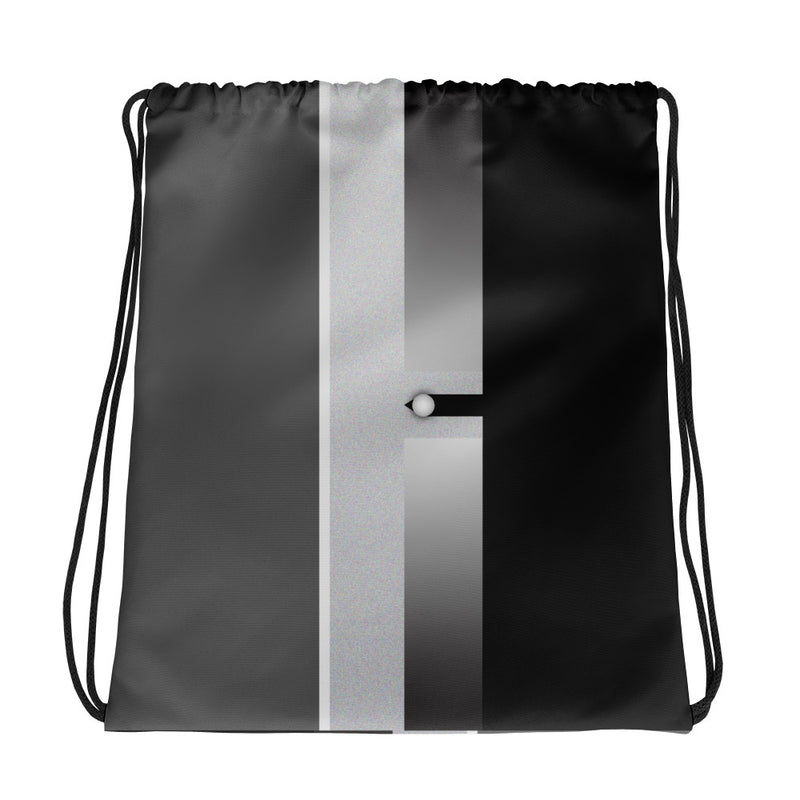John Harlan High School Drum Major Drawstring Bag - Marching Band Gear