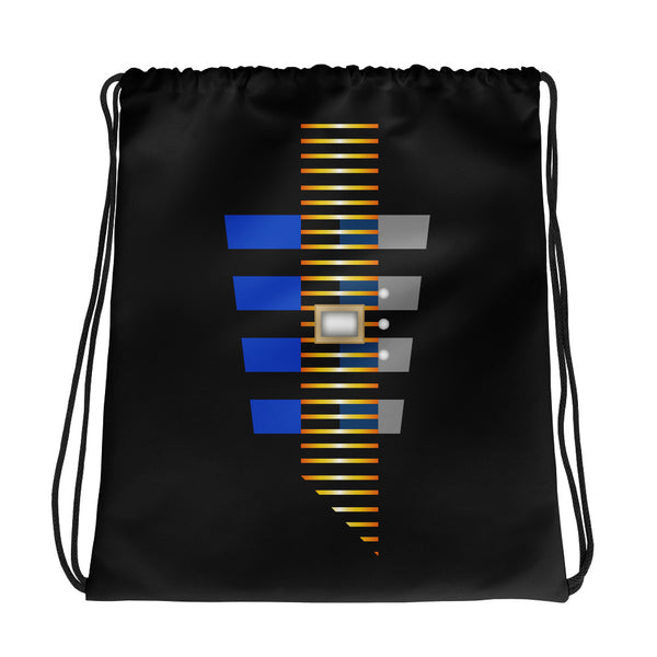 Bentonville West High School Marching Band Drawstring Bag - Marching Band Gear