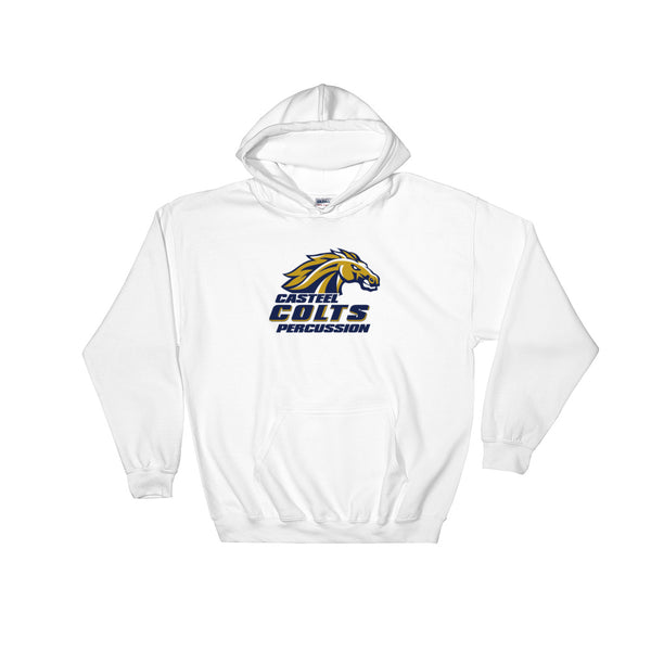 Casteel Percussion Hoodie - Marching Band Gear