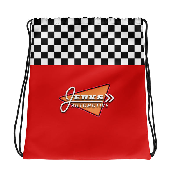 Jenks High School Marching Band 2018 Drawstring Bag - Marching Band Gear