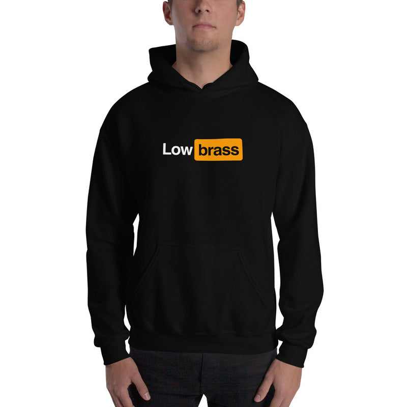 Low Brass Hoodie - Marching Band Gear