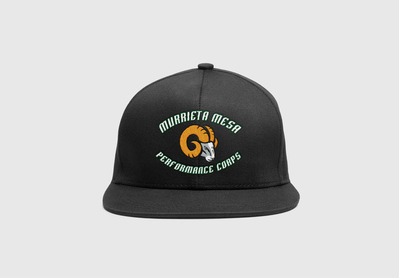 Murrieta Mesa Performance Corps Snapback Hat - Marching Band Gear