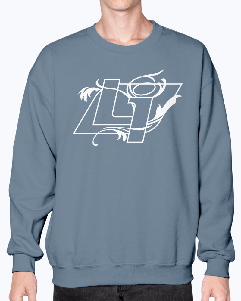 Lakeside Independent Logo Crewneck Sweatshirt - Marching Band Gear