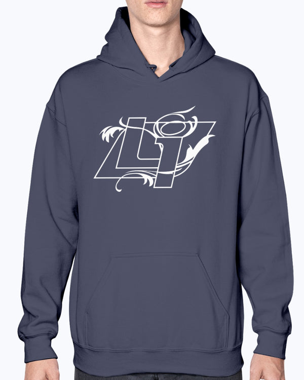 Lakeside Independent Logo Hoodie - Marching Band Gear