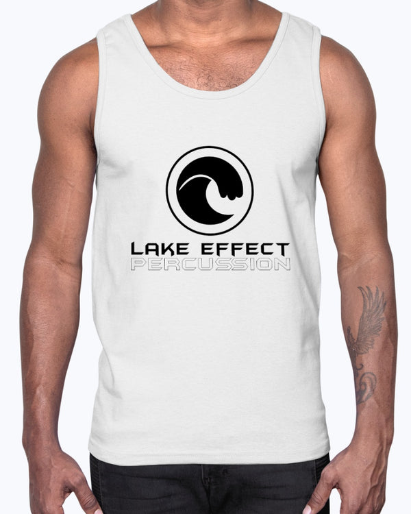 Lake Effect Percussion Ultra Cotton Tank - Marching Band Gear