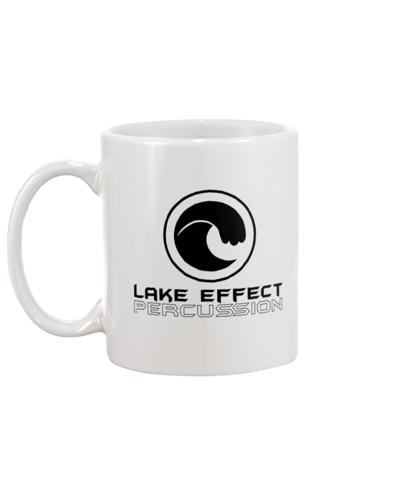 Lake Effect Percussion Mug - Marching Band Gear