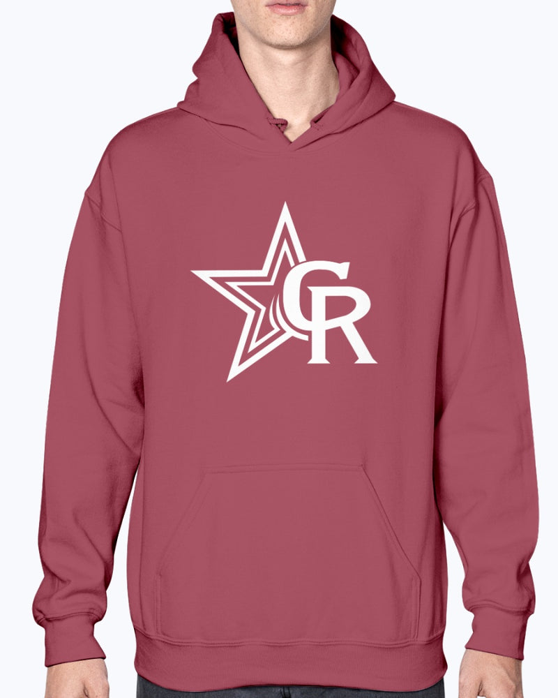 Crimson Rangers Hoodie - Marching Band Gear