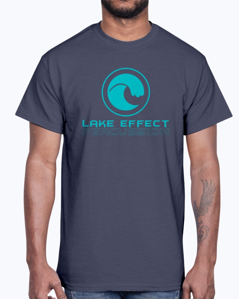 Lake Effect Percussion Ultra Cotton T-Shirt - Marching Band Gear