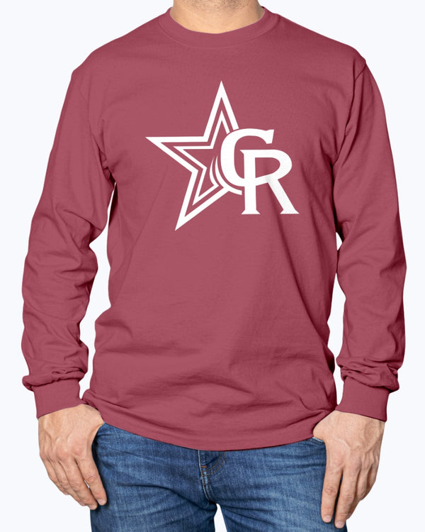 Crimson Rangers Long Sleeve T-Shirt - Marching Band Gear