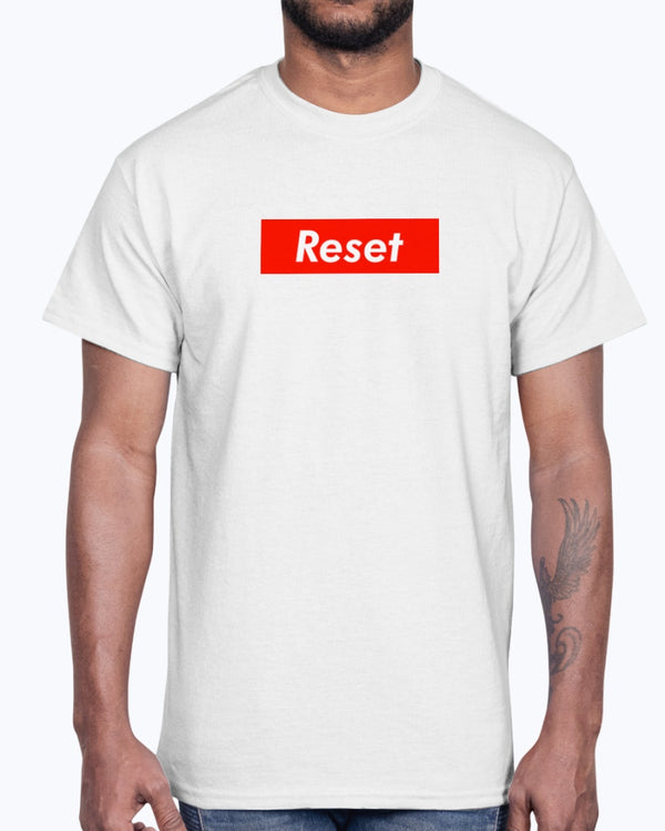 Reset T-Shirt - Marching Band Gear