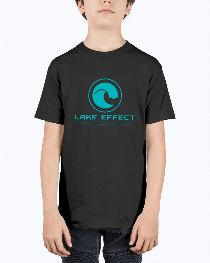 Lake Effect Percussion Youth Ultra Cotton T-Shirt - Marching Band Gear