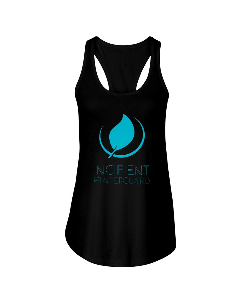 Incipient Independent Ladies Flowy Racerback Tank - Marching Band Gear