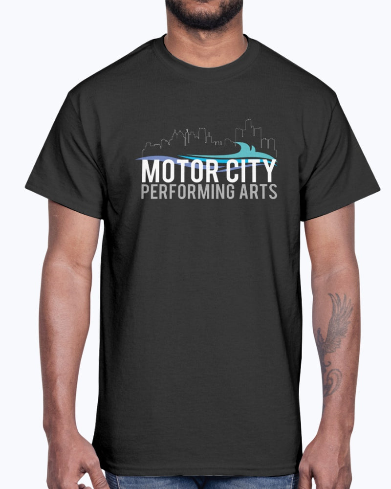 Motor City Performing Arts Ultra Cotton T-Shirt - Marching Band Gear