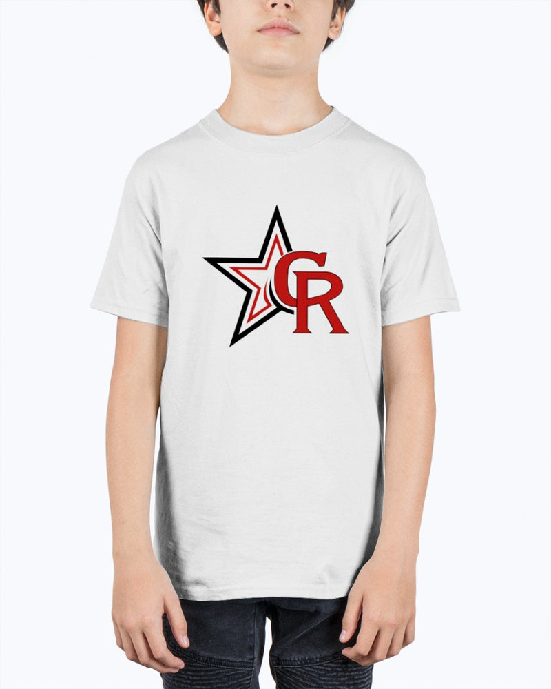 Crimson Rangers Youth Ultra Cotton T-Shirt - Marching Band Gear
