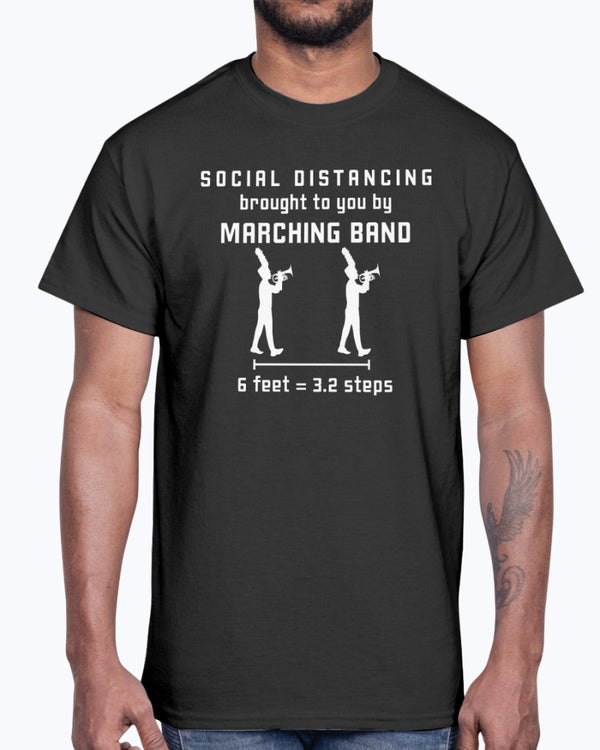 Social Distancing - Marching Band Gear