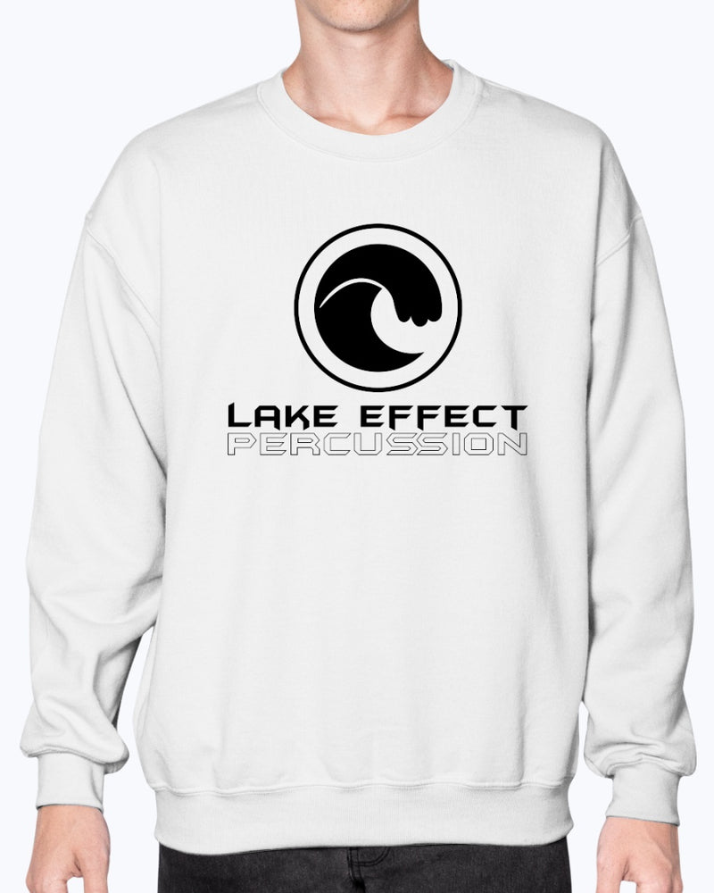 Lake Effect Percussion Sweatshirt - Crew - Marching Band Gear
