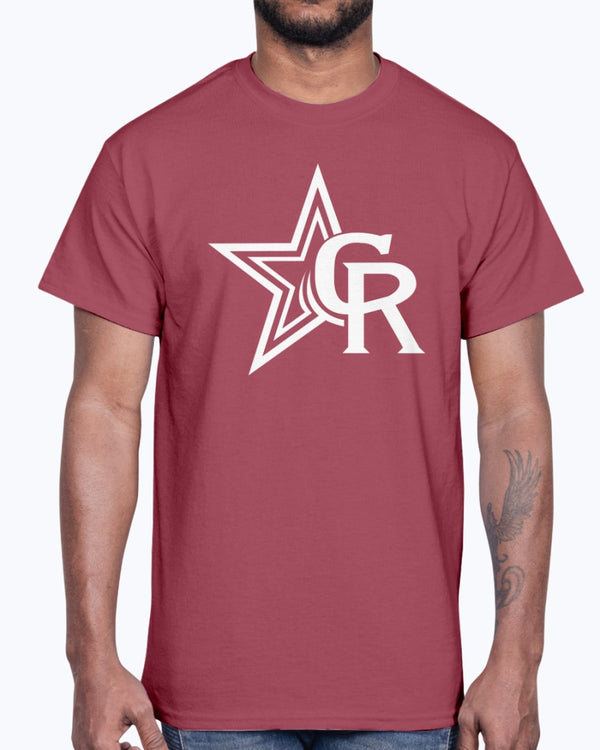 Crimson Rangers Ultra Cotton T-Shirt - Marching Band Gear