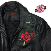 PINK PEONY PATCH (Sticker Patch)