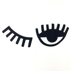Blinking Eye Patches (2 patches) - I SEE U