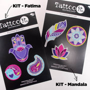 Boho Collection - FATIMA Set (3 Patches)