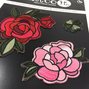Floral Sticker patch