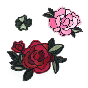 Floral Patch Set (3 pieces)